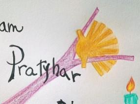 Pratyhar, la conchiglia